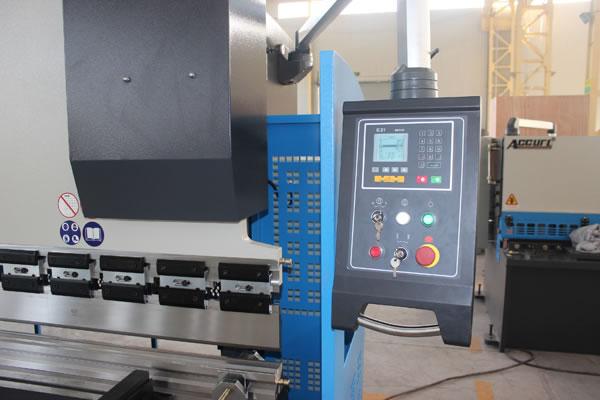 آلة الثني الهيدروليكية NC سلسلة WC67Y