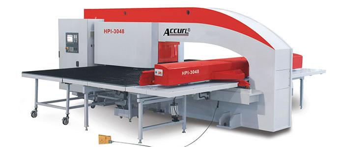 آلة تخريم CNC(تخريم دوار)