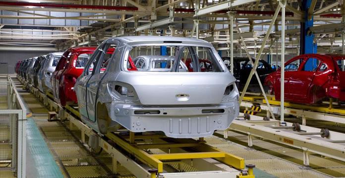 مكبس هيدروليكي لصناعة السيارات