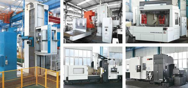 تصنيع المعدات والتكنولوجيا